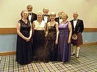 Chairmen at Midwinter Ball