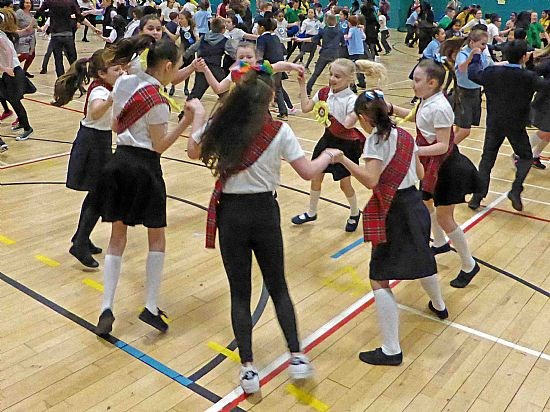Day of Dance in March