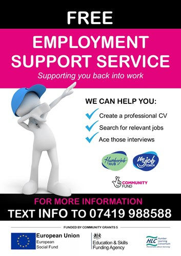 Free Employment Support Service