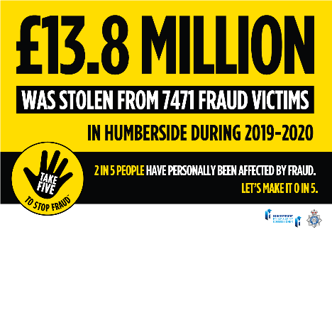 Say No to Fraud Campaign