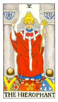 The Hierophant/Pope & Religious Difficulties