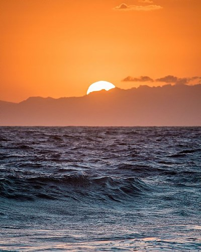 Psychic Development, The Sunrise