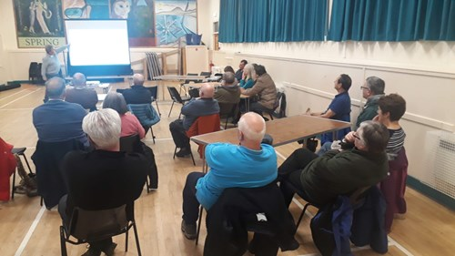 Open Community Meeting and AGM