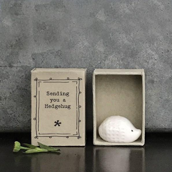 Matchbox ...hedgehug