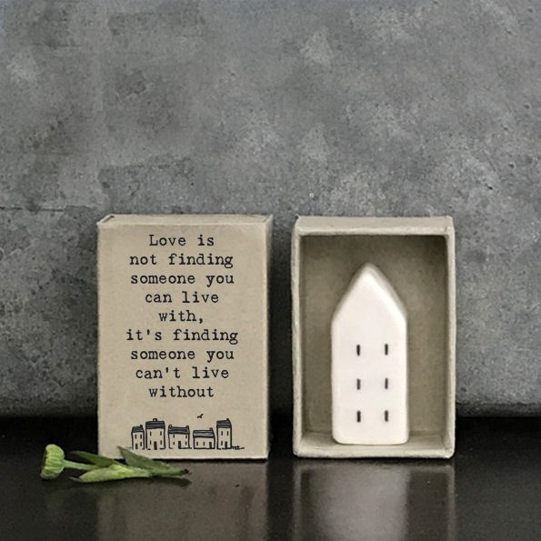 Matchbox House Love is not finding...
