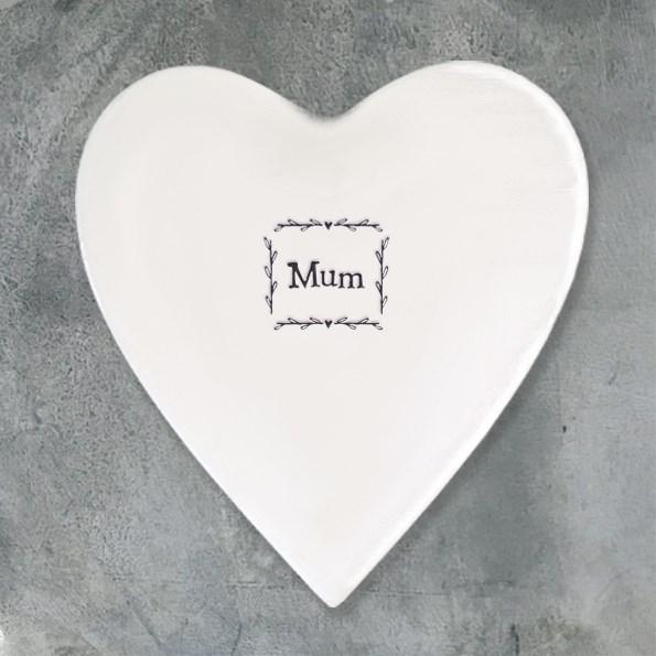 Ceramic Coaster Mum