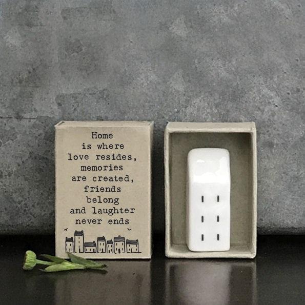Matchbox Home is Where Love...