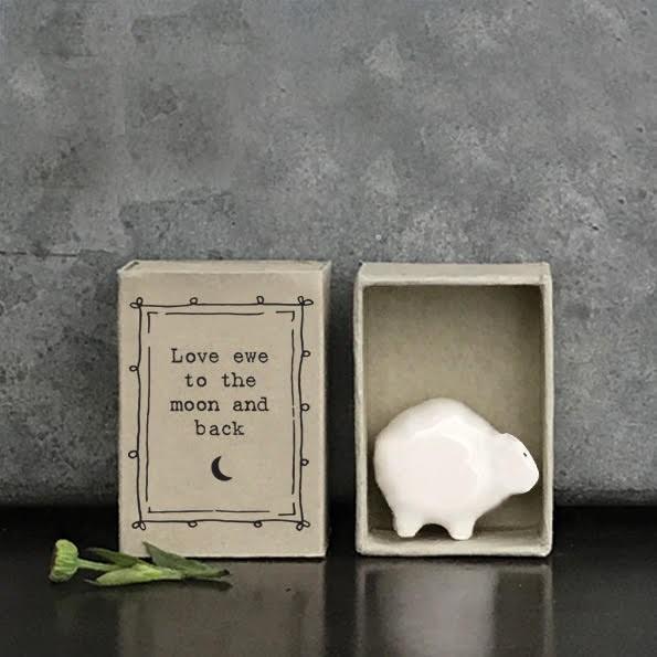 Matchbox Love ewe...
