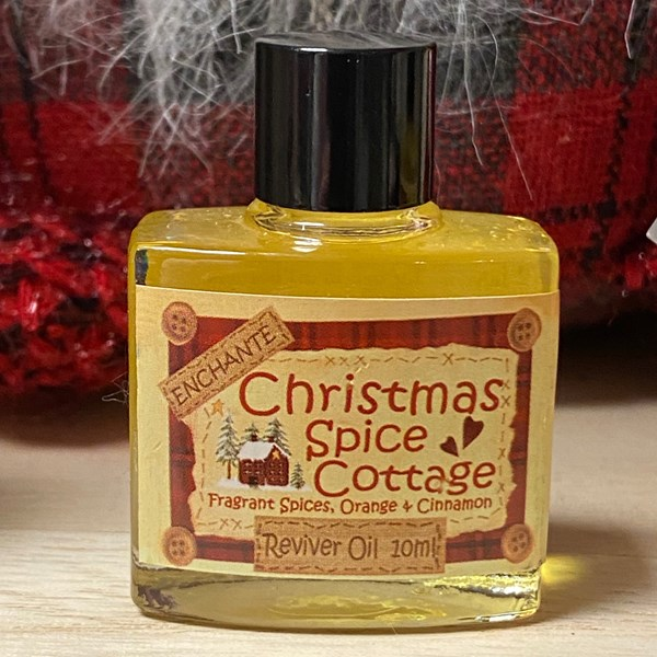 Christmas Spice Scented Oil