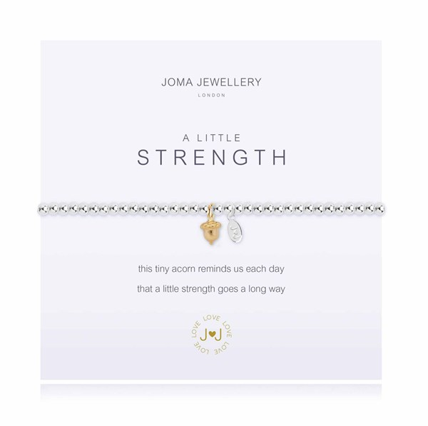 A Little Strength Joma Bracelet