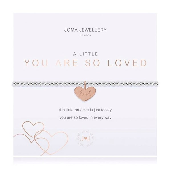A Little You are so loved Joma Bracelet