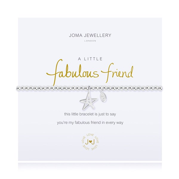 A Little Fabulous Friend Joma Bracelet