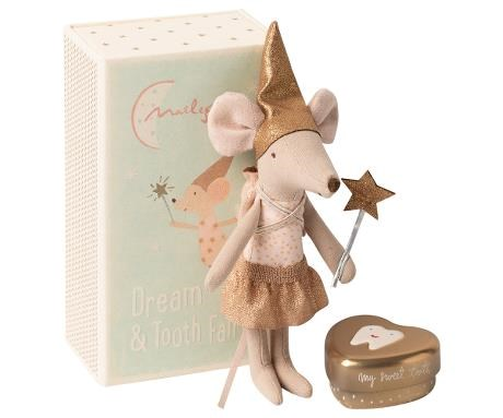 Maileg tooth fairy girl mouse
