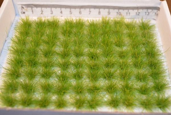 Extra Large Static Grass Tufts - Self Adhesive (TM14)