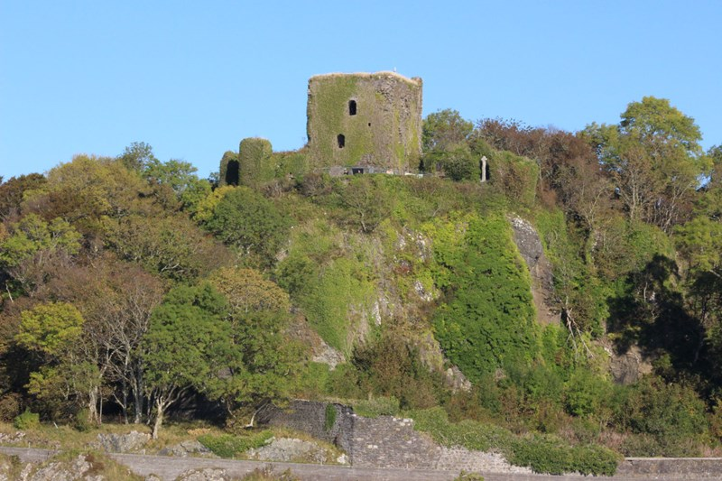 Dunollie Castle Oban