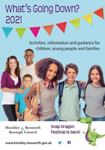 Free summer activity brochure available to download