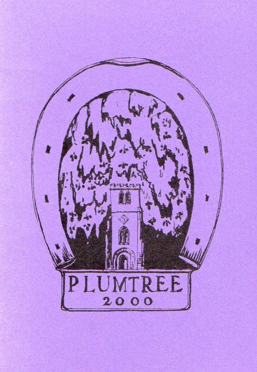 Cover of the Plumtree 2000 booklet