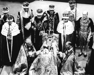 HM The Queen's Coronation