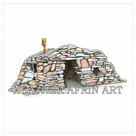 Framed Curran Shelter