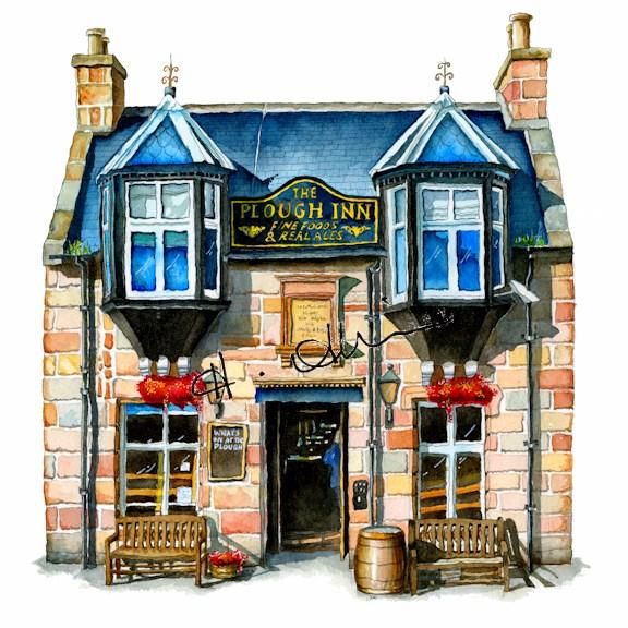 Plough Inn, Rosemarkie