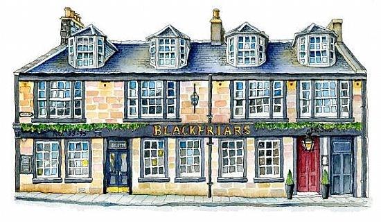 Blackfriars Pub, Inverness