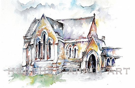 RNI Chapel Inverness