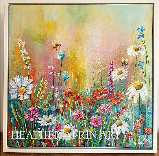 SOLD - Its a Bees World