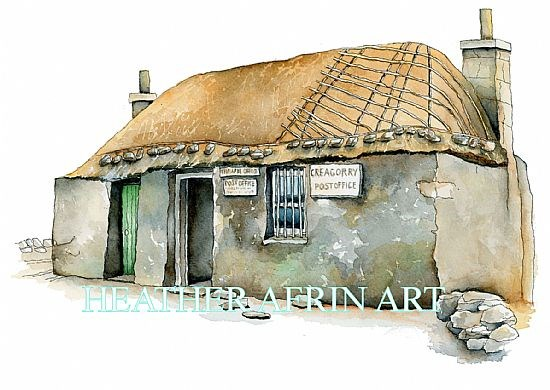 Old Benbecula Post Office