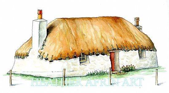 North Uist Cottage
