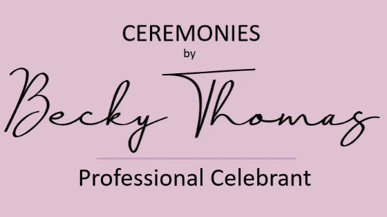 Ceremonies by Becky