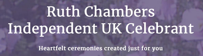 Ruth Chambers - Independent UK Celebrant