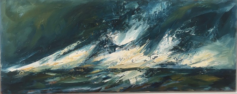Return of the Light 107x46cm, available
