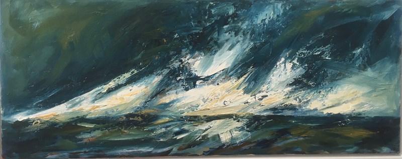 Return of the Light 107x46cm Torridon Gallery