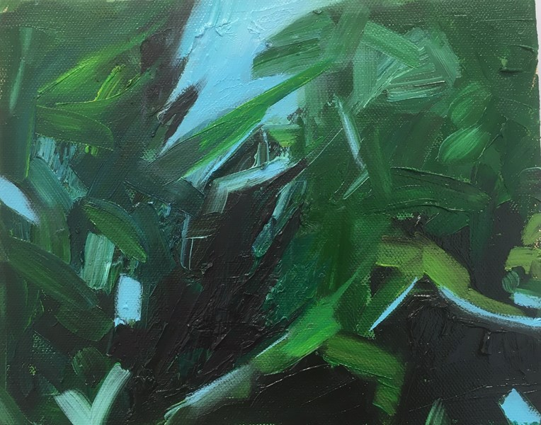 Out of the Woods 2 30x23cm