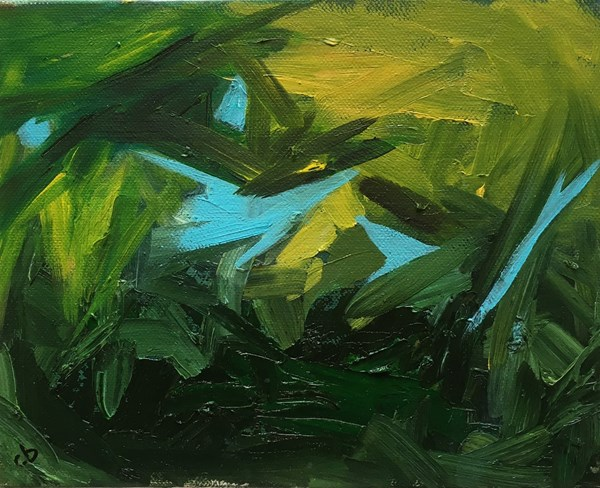Out of the Woods 1 30x25cm £95