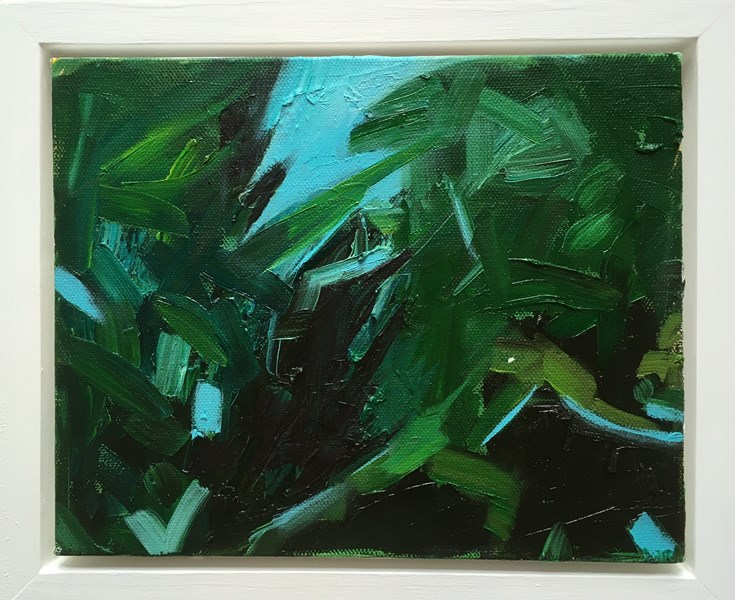 Out of the Woods 2 30x25cm £ 95