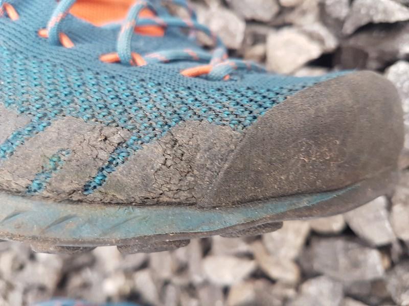 La Sportiva TX2 Approach Shoes - toe detail
