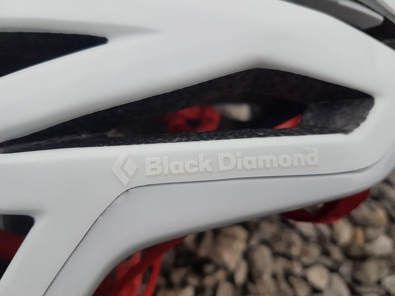 Black Diamond Vapor Helmet - ventilation