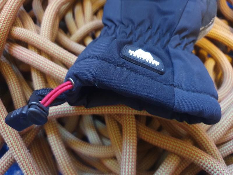 Mountain Equipment Couloir Glove - cuff detail