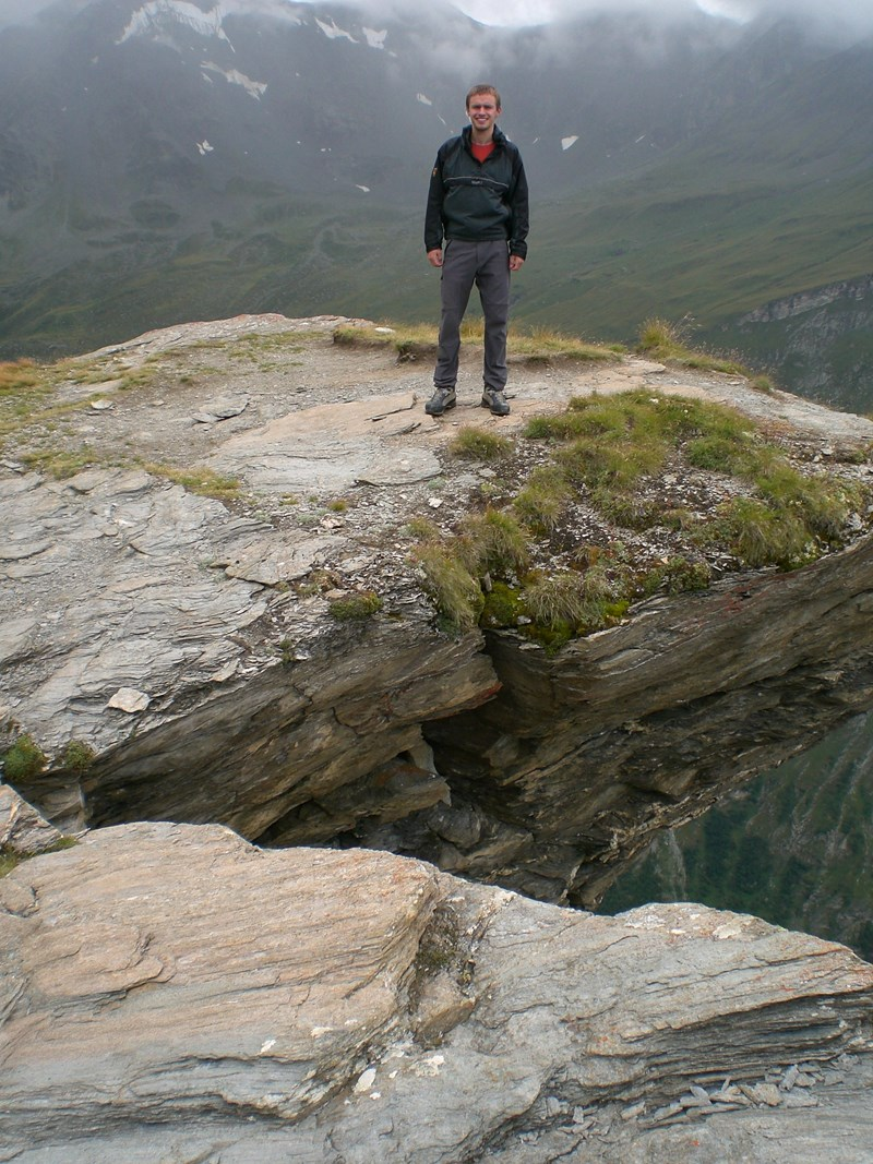 Using the Paramo Velez Adventure Smock at Zinal in the Alps