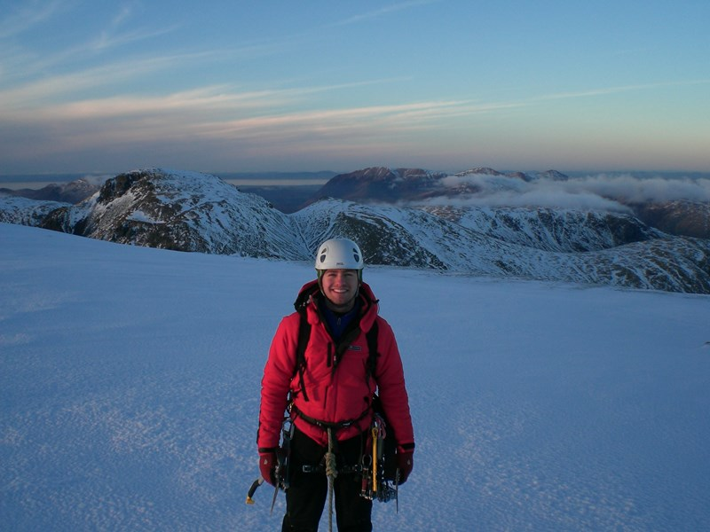Using the Montane Extreme Jacket in winter in the Lake District