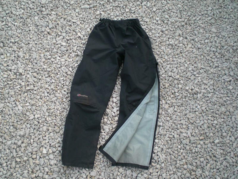 Berghaus Storm Overtrousers Review (Men's)