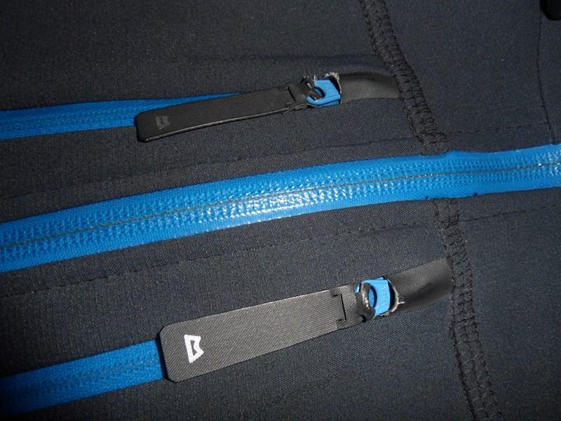 Mountain Equipment Shield Jacket - chest pockets
