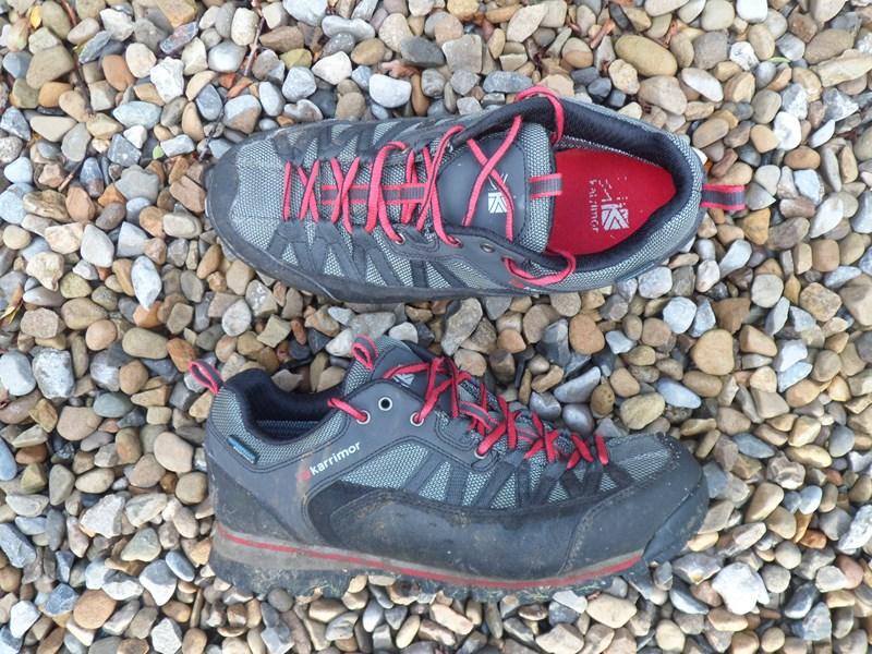 Karrimor Spike Low Walking Shoe Review (Men's)