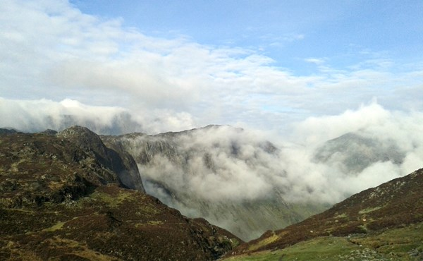 Guided hill walking in the Lake District (1 day course)