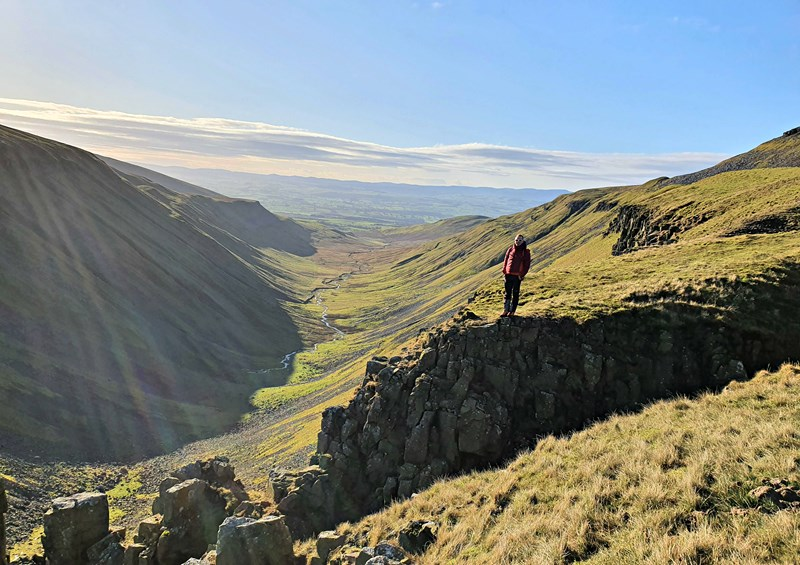 Bespoke hill walking course
