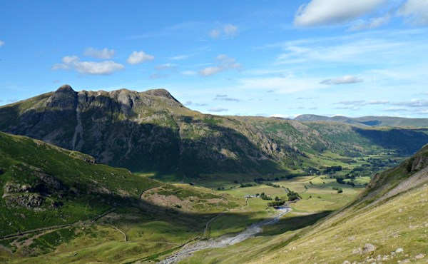 Introduction to hill walking in the Lake District (1 day course)