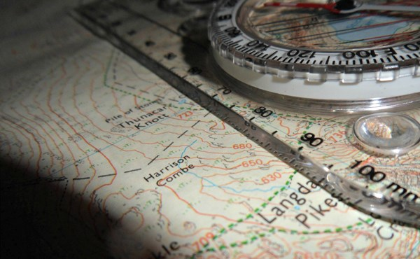 Advanced navigation (3 day course) in Northumberland