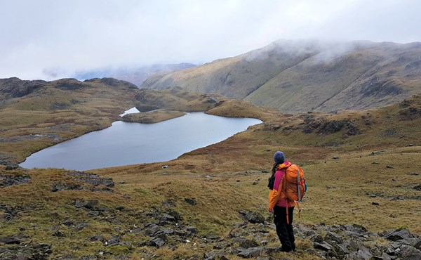 Advanced navigation (3 day course) in the Lake District