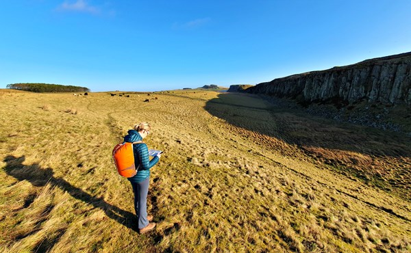 Introduction to navigation (1 day course) in Northumberland